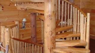 DIY točité schodiště