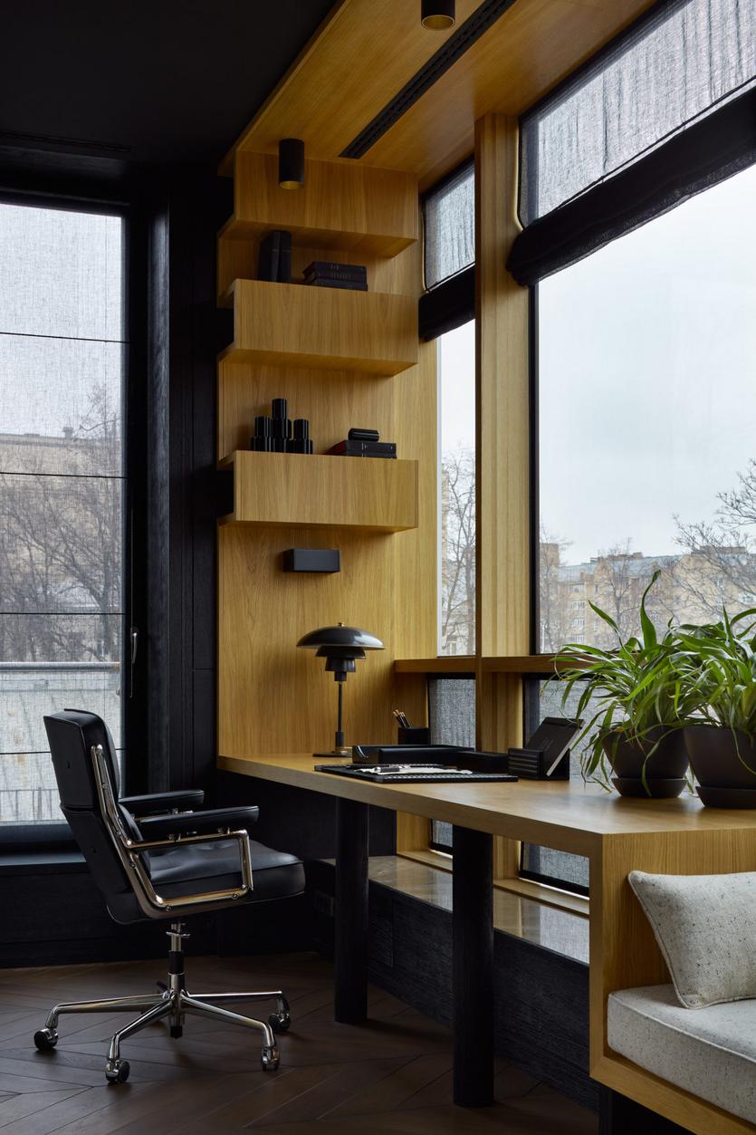 Как организовать рабочее место на балконе: 30 вариантов, советы + эргономика