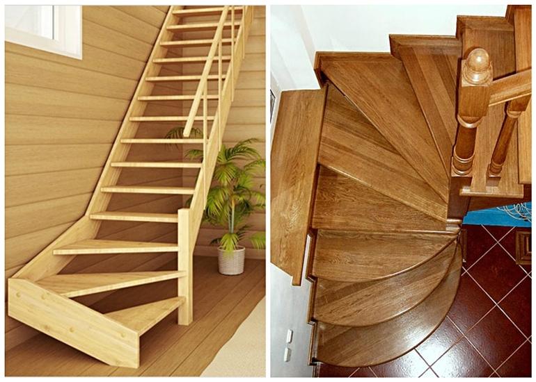 Mezilehlé schodiště