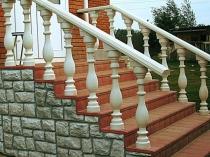 Dlažba a kámen na verandě