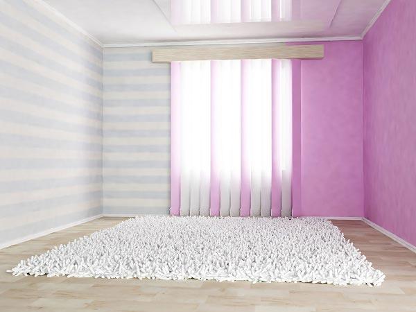 A szoba színzónája