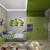 gyermekszoba zónázás 18. fotó