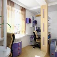 gyermekszoba zónázás 21. fotó