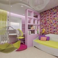 gyermekszoba rendezése 24. fotó