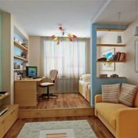 gyermekszoba zónázás 28. fotó