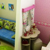 gyermekszoba zónázás 29. fotó