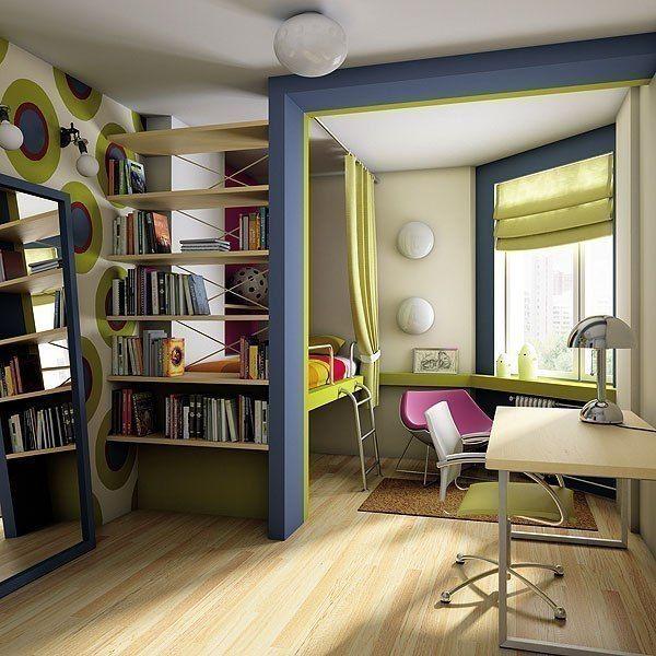 gyermekszoba zónázás 3. fotó