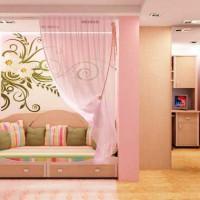 gyermekszoba zónázás 31. fotó