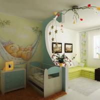 gyermekszoba zónázás 41. fotó