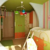 gyermekszoba zónázás 47. fotó