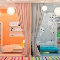 gyermekszoba rendezése 48. fotó