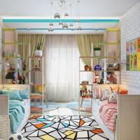 gyermekszoba zónázás 56. fotó