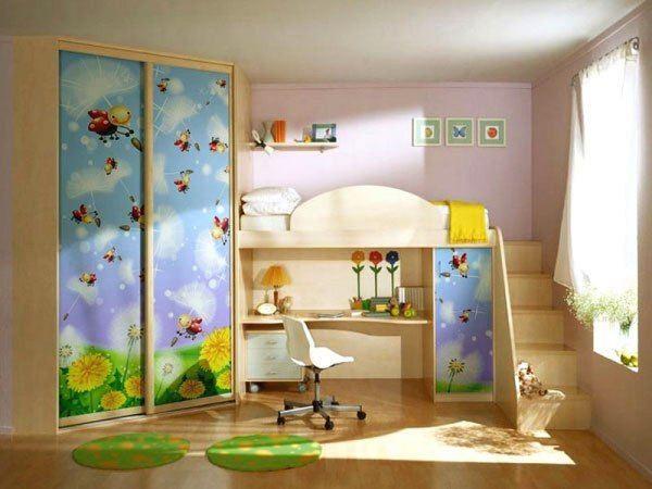 gyermekszoba rendezése 7. fotó