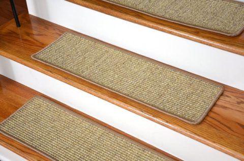 Textil lépcsők