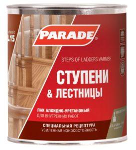 PARADE alkyd uretanový lak