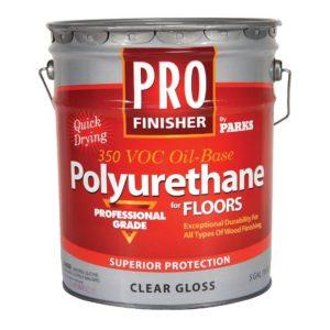 Polyuretanový lak PRO FINISHER
