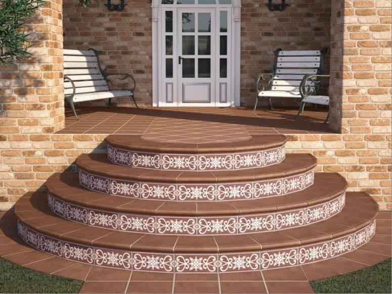 veranda porcelánové kameniny