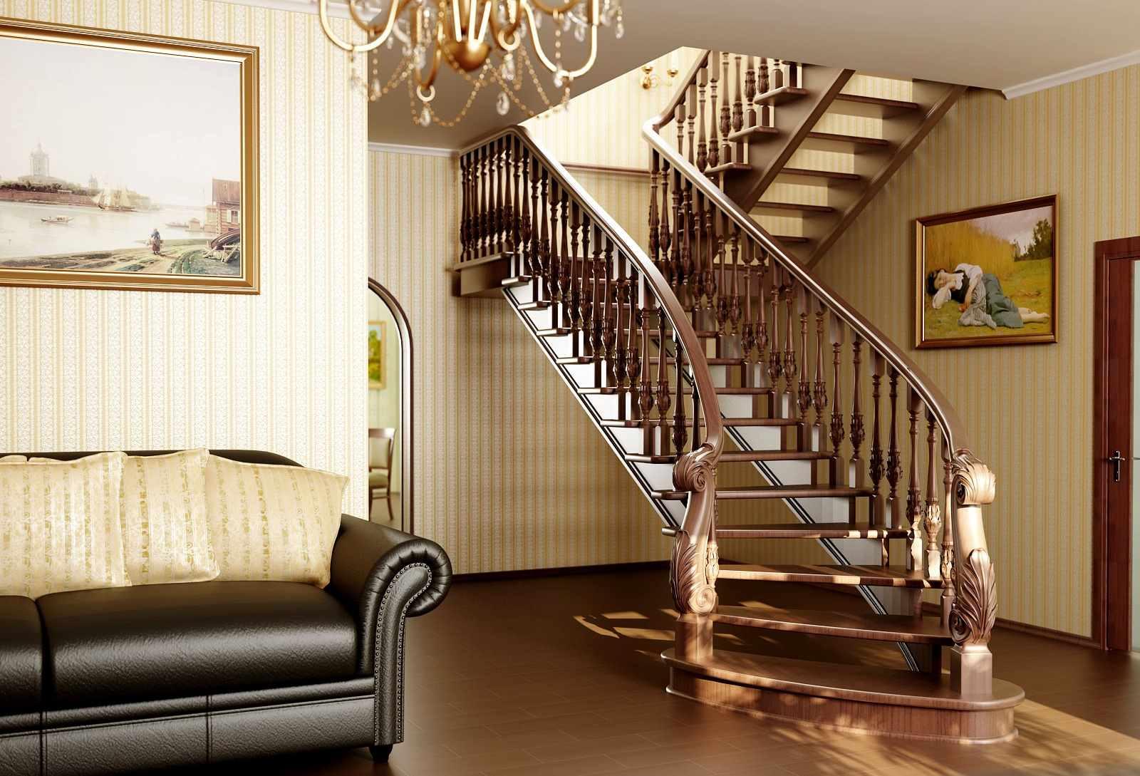 gyönyörű lépcsőház tervezési ötlet