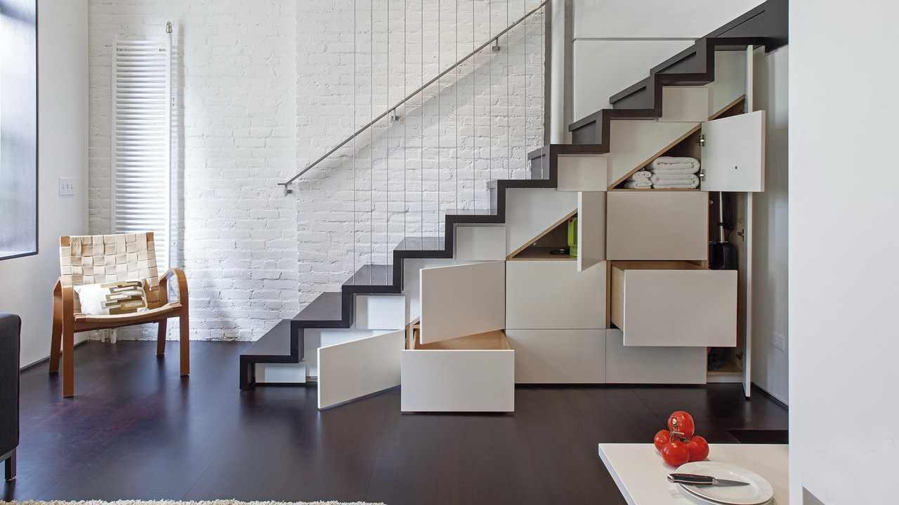 egy szép lépcsőház kialakításának gondolata egy becsületes házban