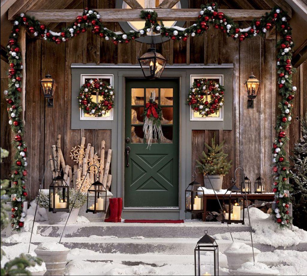 verandadísz az új évre
