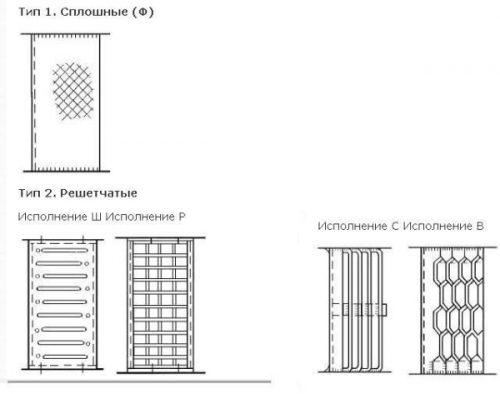 verze povrchu schodů