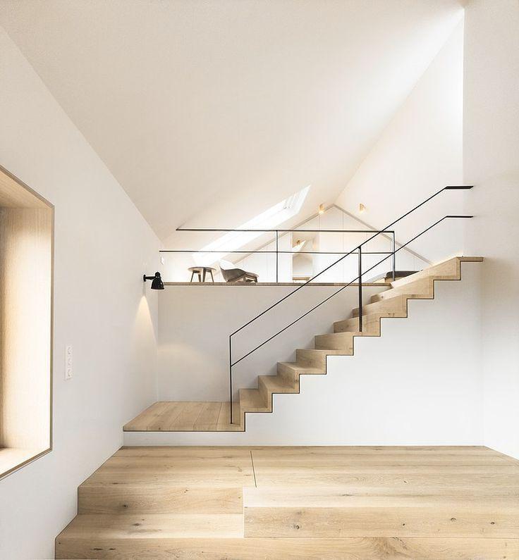 A minimalista belső terek nagyon népszerűek a fiatalok körében.