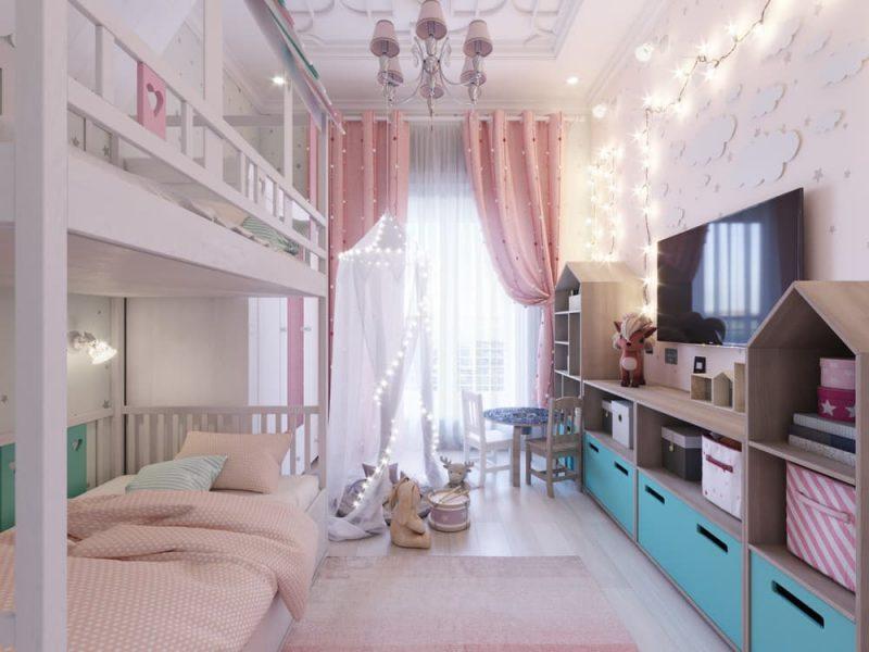 Детская комната для двух мальчиков - фото 57