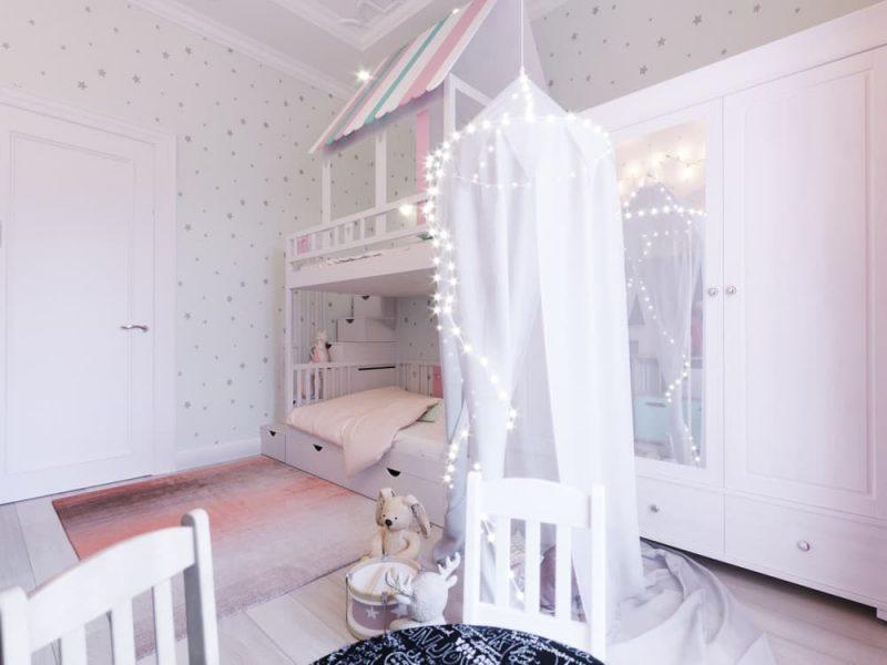 Детская комната для двух мальчиков - фото 58
