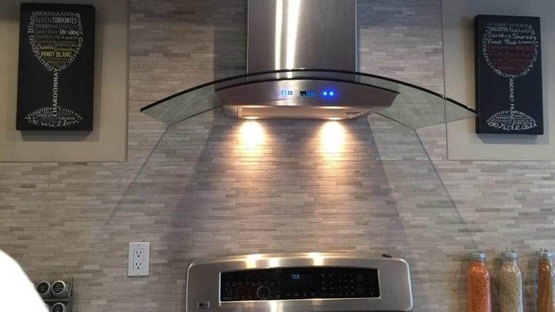 Mekkora a konyhai motorháztető energiafogyasztása