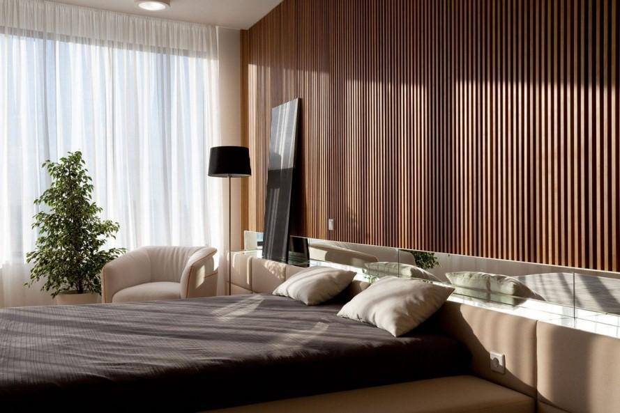 Комната для девушки в стиле минимализм