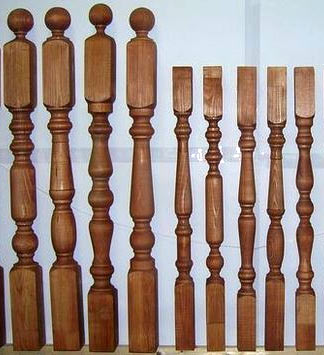 DIY lapos fa tartóoszlopok rajzai