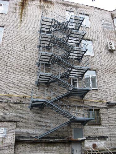 Požární schodiště