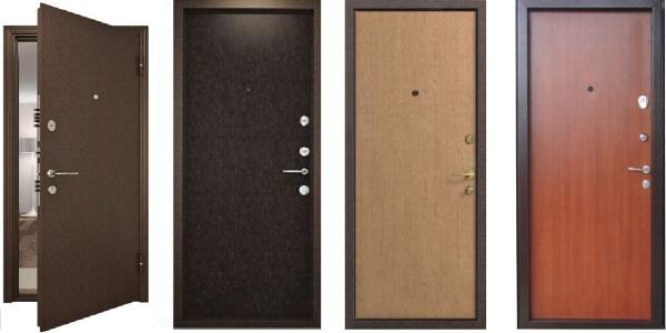 Металлические входные двери – максимальная надежность и долговечность