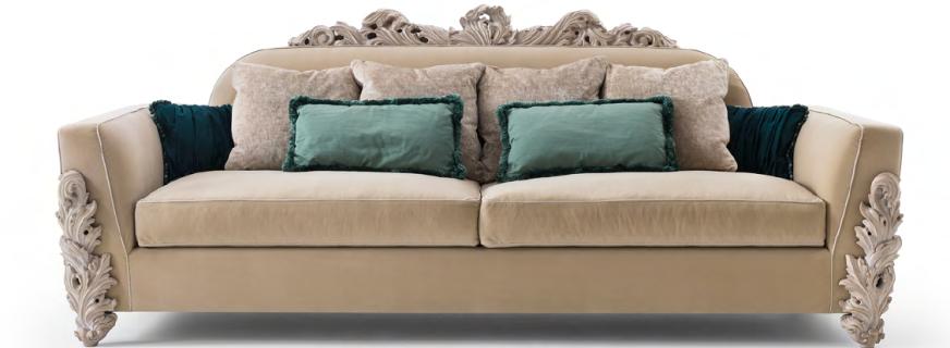 Двухместный диван: преимущества и советы по выбору