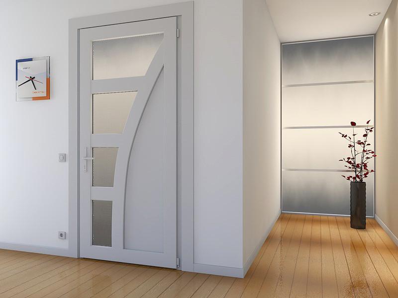 От чего зависит цена входных и межкомнатных дверей?