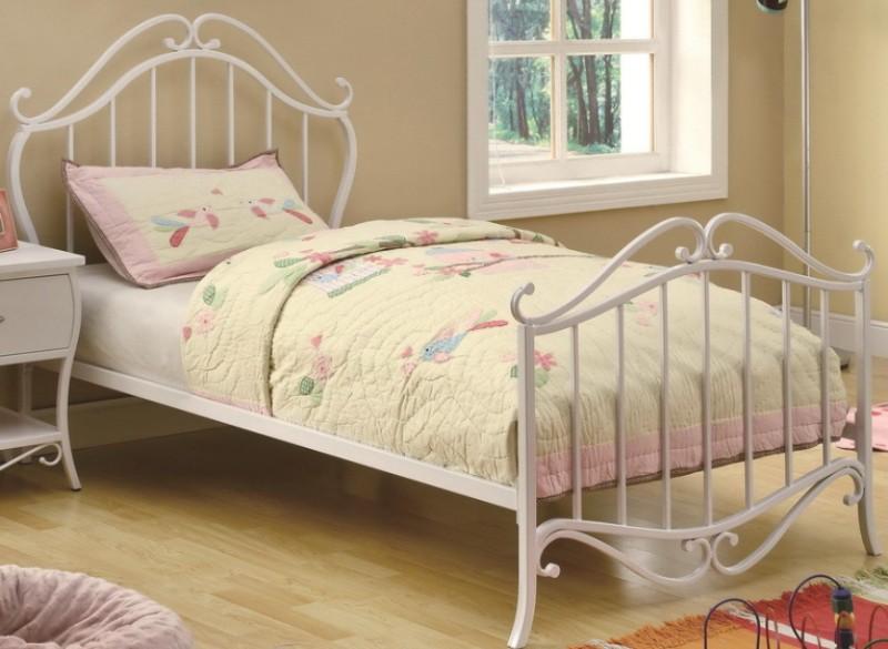 Металлическая кровать – невероятная прочность и долговечность