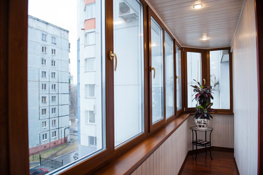 Внутренняя отделка балкона и лоджии: полезные советы