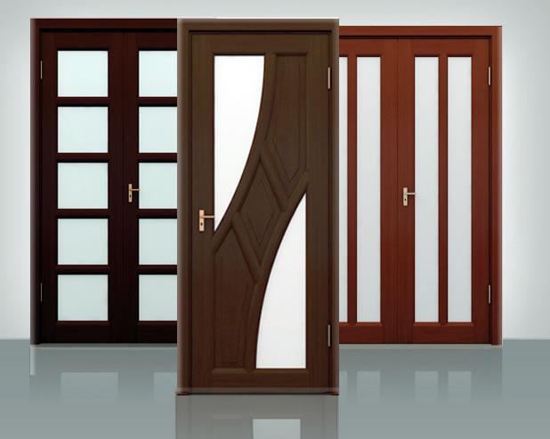 Основные разновидности межкомнатных дверей и советы по выбору