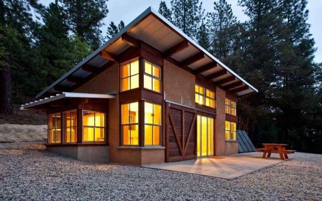 Каркасные дома как современная технология строительства