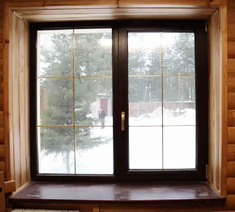 Преимущества и особенности деревянных окон