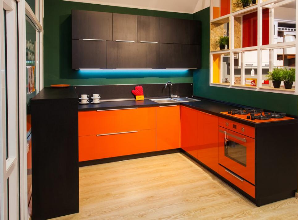 Кухни на заказ – исполнение вашей мечты