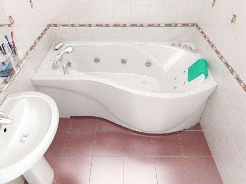 Акриловые ванны – лучший выбор