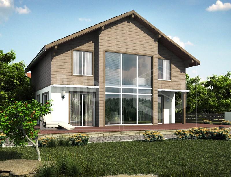 Какой дом строить: кирпичный, деревянный или из сип панелей
