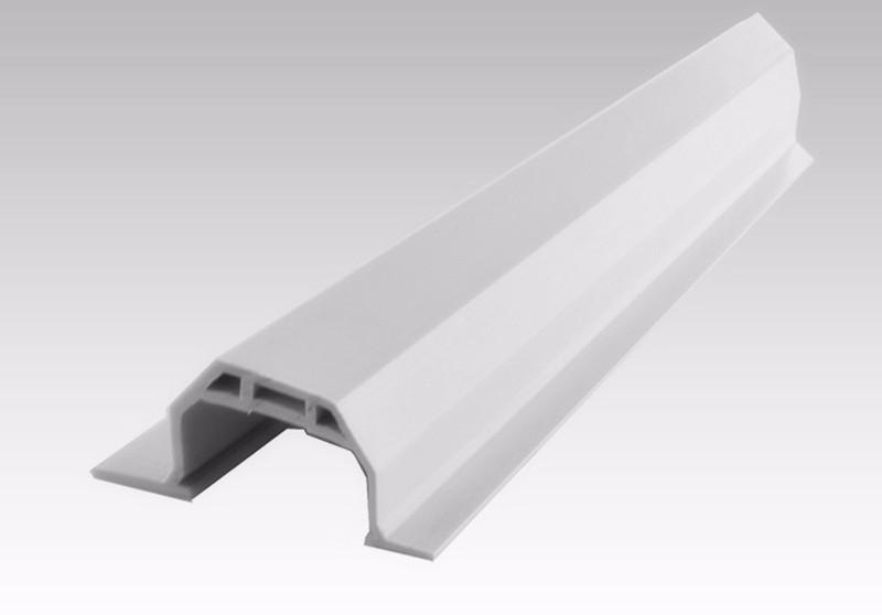 Пластиковые угловые профили – для долговечности вашего ремонта