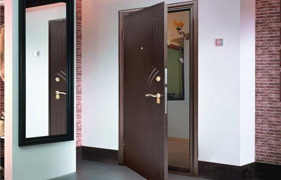 """Выбирайте входные металлические двери в каталоге компании """"ВИЗИТ"""""""