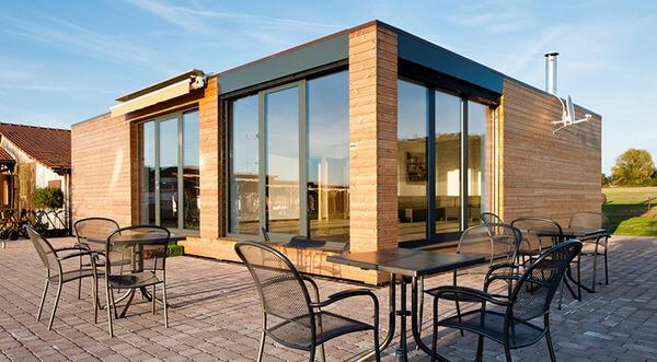 Преимущества строительства модульных домов