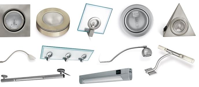 Многоточие Света – красивые и функциональные мебельные светильники