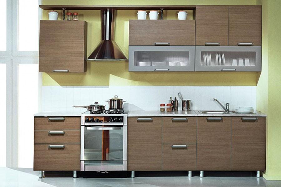 Модульные кухни – превосходное решение для малогабаритных квартир