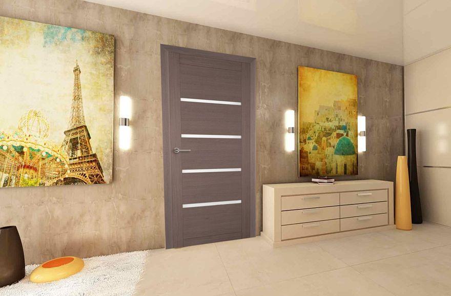 Двери экошпон – практичное и красивое дополнение ваших интерьеров
