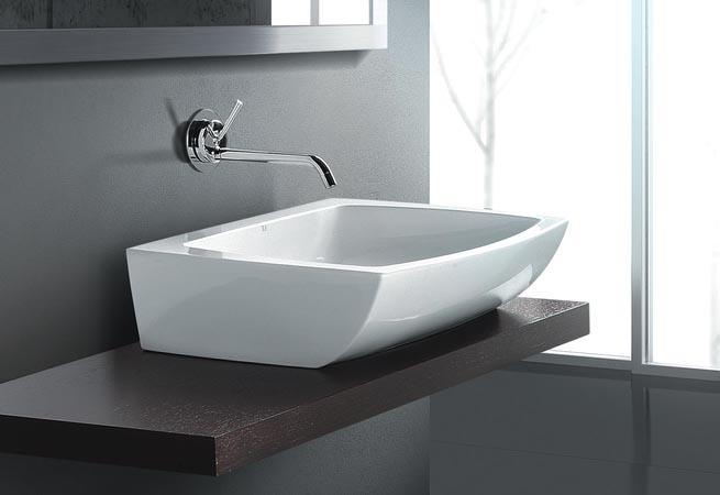 Выбираем раковину для ванной: преимущества и недостатки разных материалов